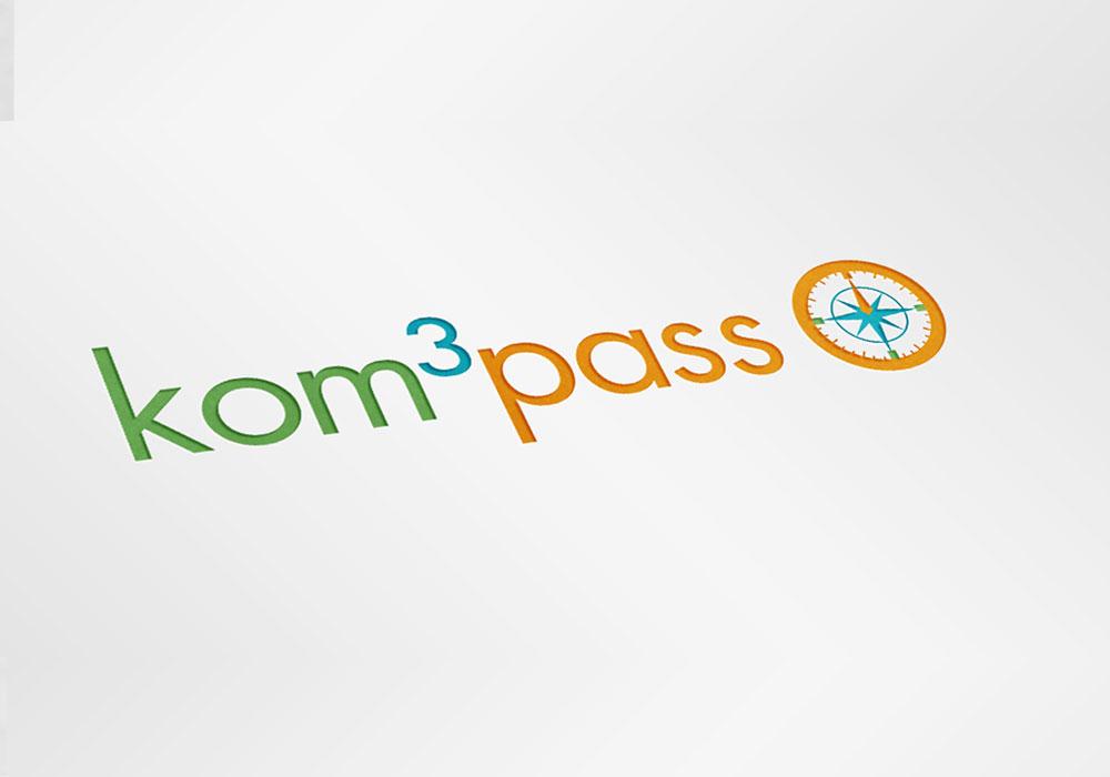 Werbeagentur Bremen Logo von Kom3pass