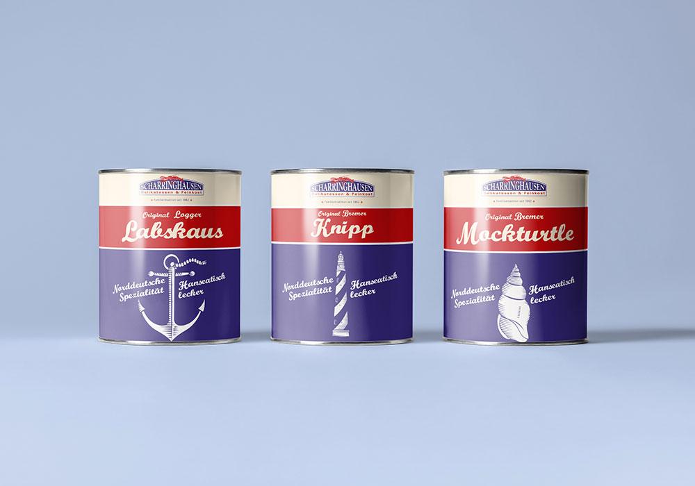 Werbeagentur Bremen Verpackung Dosendesign