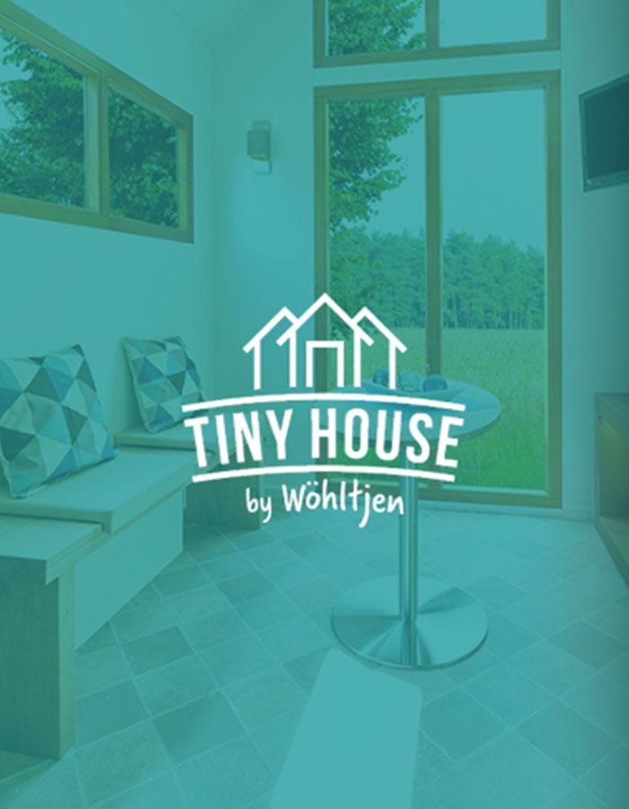 Werbeagentur Bremen Logo von Tiny House by Wöhltjen