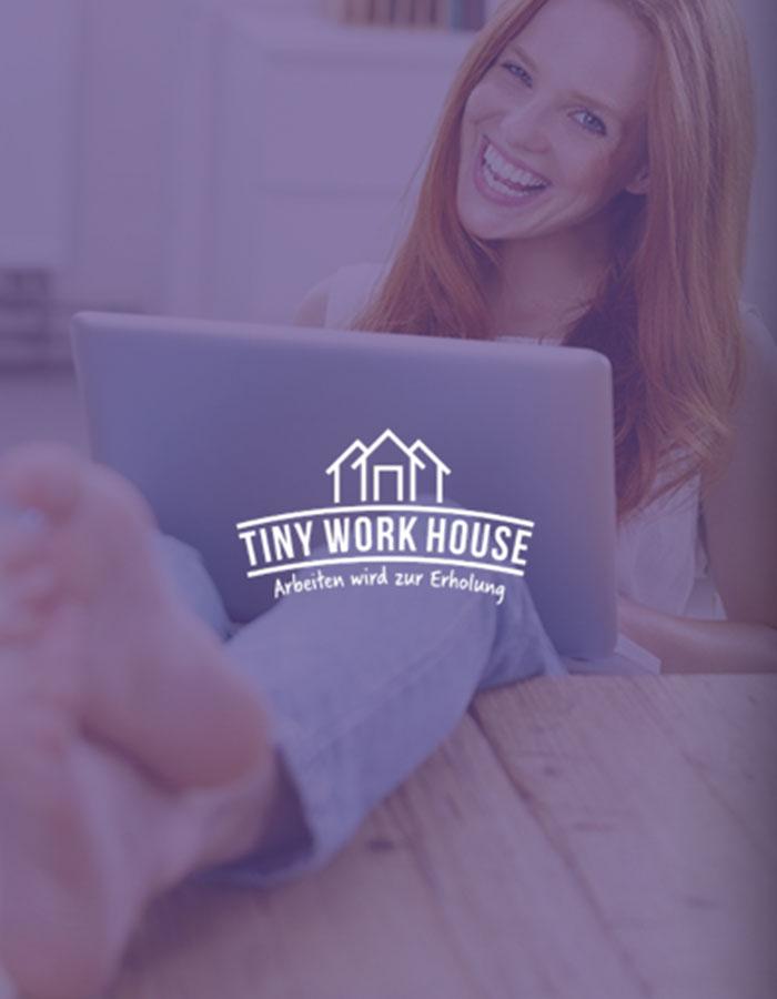 Werbeagentur Bremen Logo von Tiny Work House