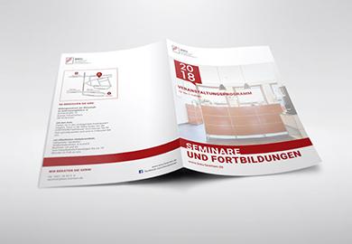 Werbeagentur Bremen Programmheft von BWU