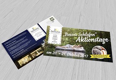 Werbeagentur Bremen Mailing von Belluna