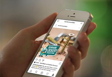 Werbeagentur Bremen Social Media von der Tischlerei Wöhltjen