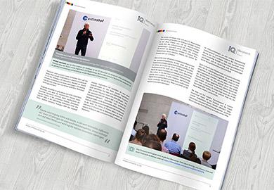 Werbeagentur Bremen Seminarunterlagen für RKW Bremen