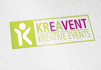 Werbeagentur Bremen Logo von Kreavent Abbildung