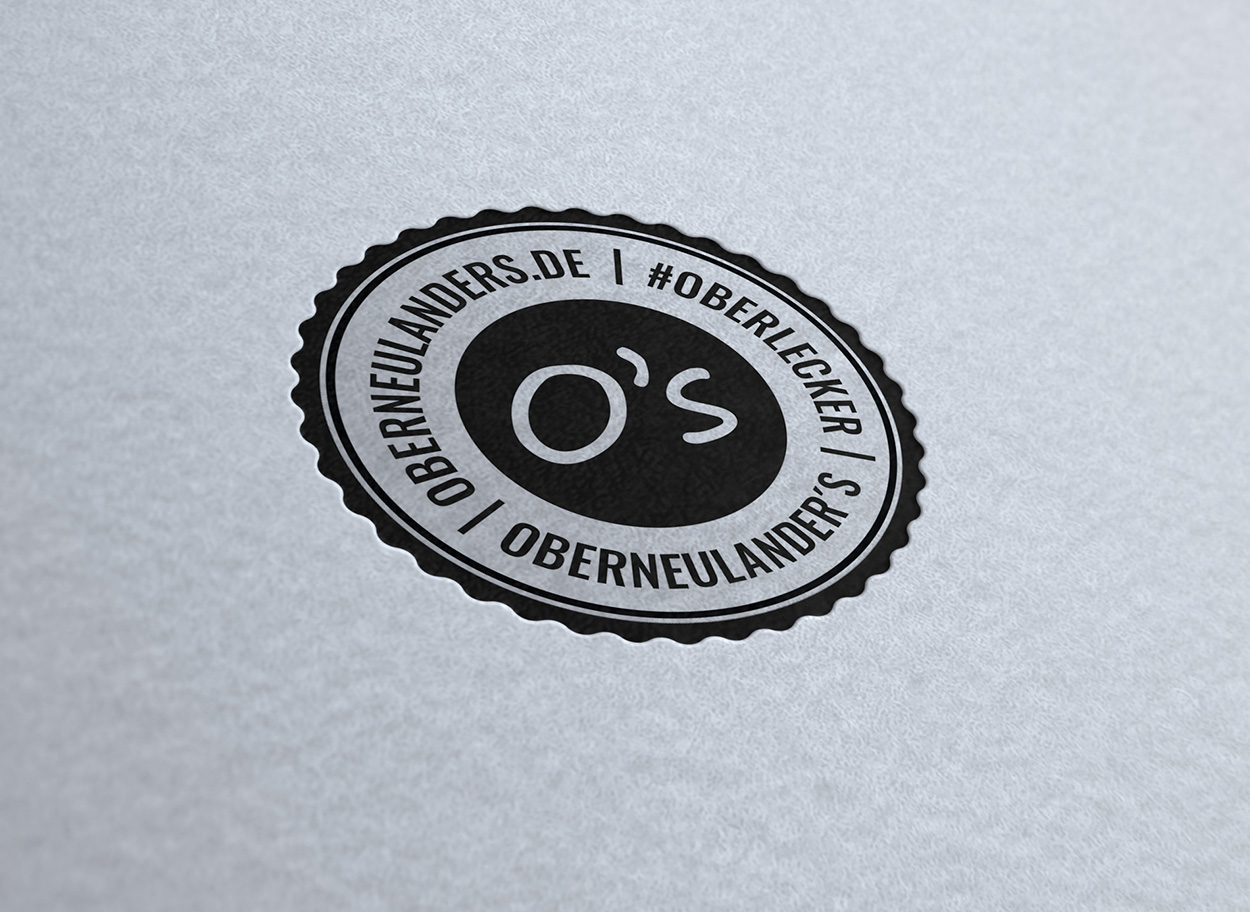 Werbeagentur Bremen Logo vom Restaurant Oberneulanders
