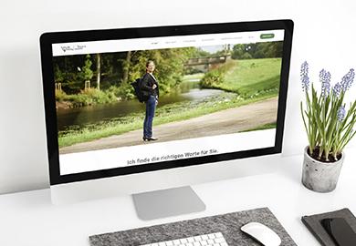 Werbeagentur Bremen Website von Sonja Oetting