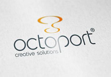 Werbeagentur Bremen Logo von Octoport Abbildung
