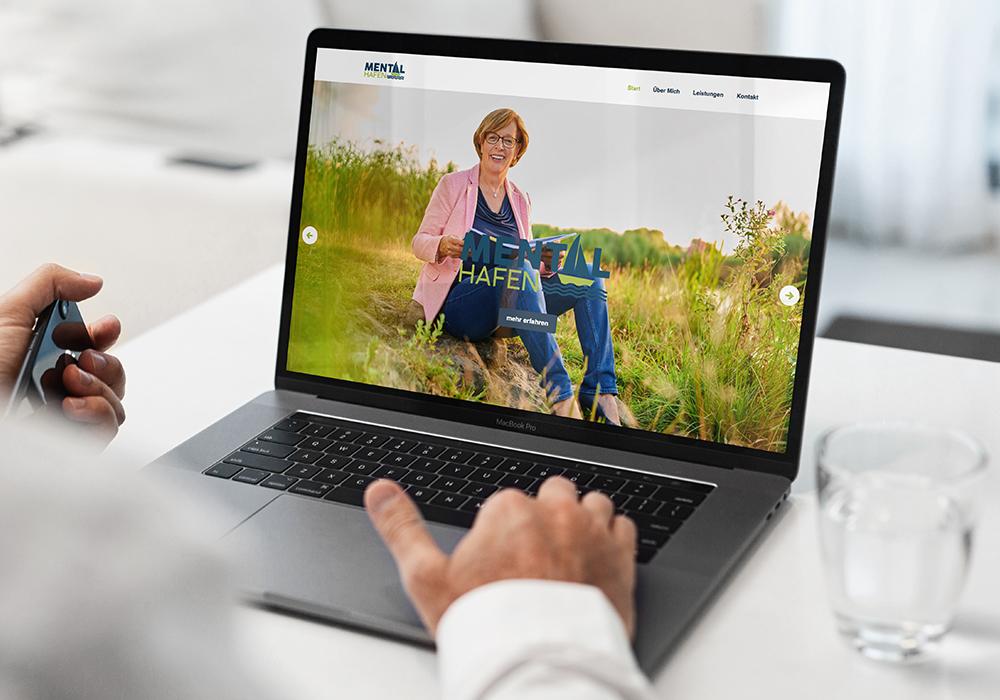 Werbeagentur Bremen Website Mentalhafen